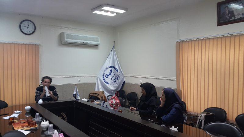 دوره سوم مسابقه کتابخوانی جهاد دانشگاهی واحد اصفهان