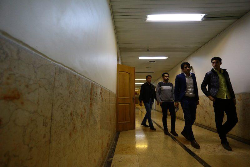 در جهاد دانشگاهی واحد اصفهان