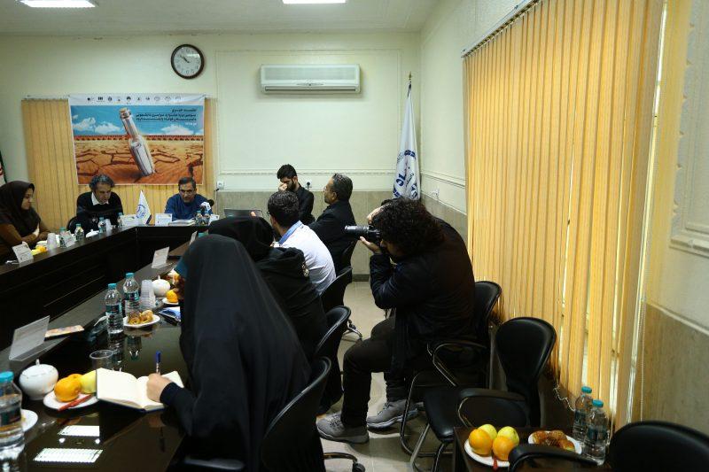 نشست خبری سومین جشنواره داستان کوتاه زاینده رود