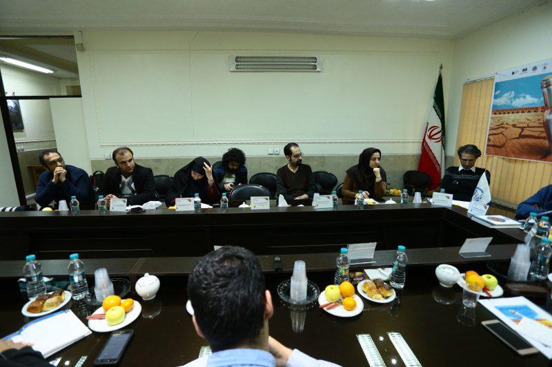 نشست خبری سومین جشنواره داستان کوتاه زایندهرود