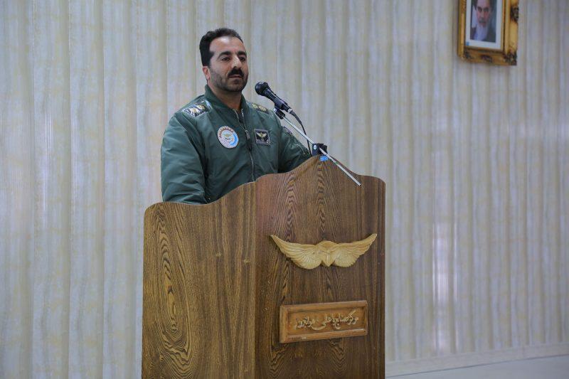 بازدید از دستاوردهای نظامی پایگاه چهارم هوانیروز اصفهان