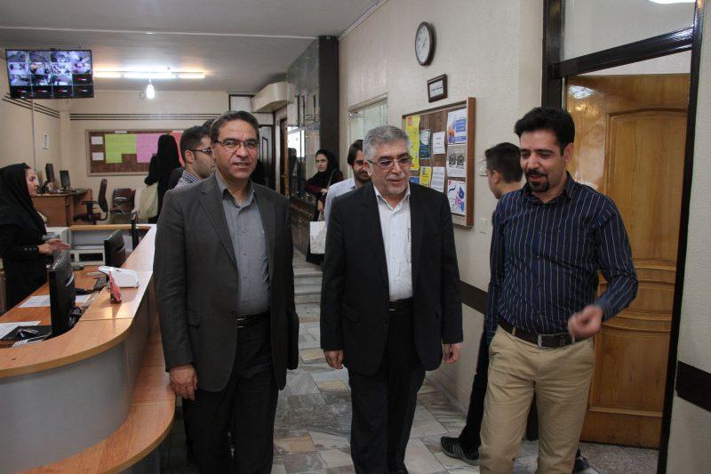سفر رئیس جهاد دانشگاهی به اصفهان