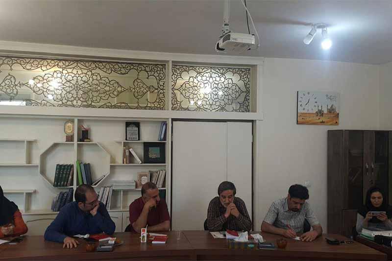 مسابقه کتابخوانی جهاد دانشگاهی به ایستگاه دهم رسید