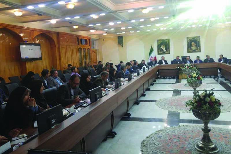 طرح تسهیلگری توسعه اقتصادی و اشتغال روستایی توسط جهاد دانشگاهی واحد اصفهان ارائه شد