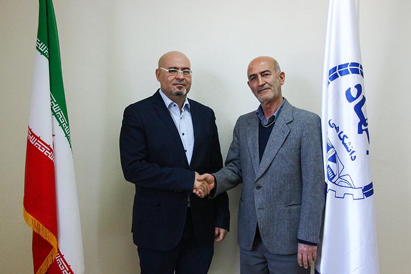 گسترش همکاریهای گردشگری میان ایران و موسسه صلح از طریق گردشگری